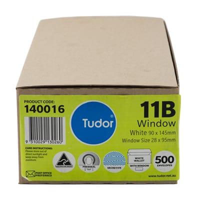 Tudor 11B Envelopes