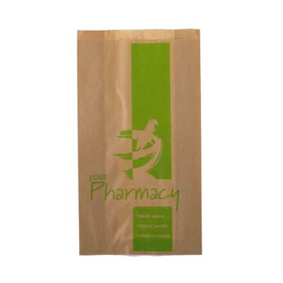 Pharmacy Paper Bags Brown