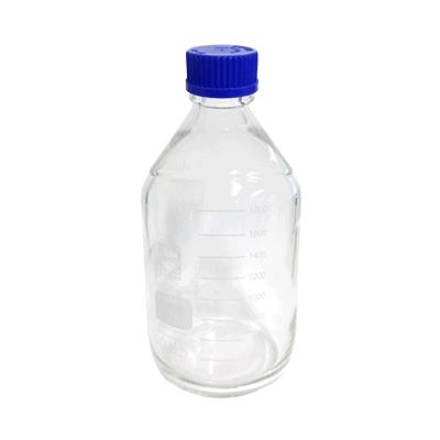 Clear Autoclavable Bottle 2L