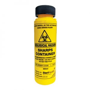 BIO-CAN 250ml Sharps Container